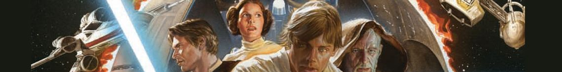 <div>Star Wars: Cómics Grapa Marvel</div>