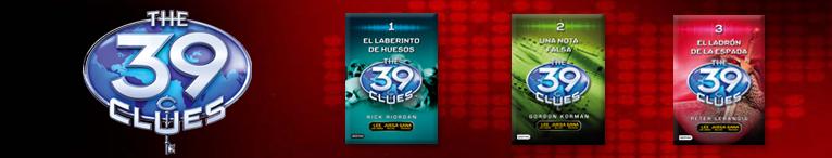 <div>The 39 Clues</div>
