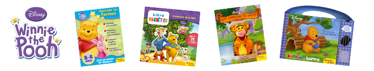 <div>Disney. Winnie the Pooh</div>