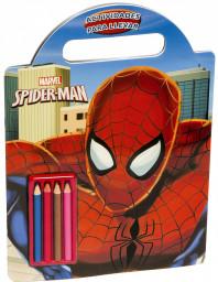 Spiderman. Actividades para llevar