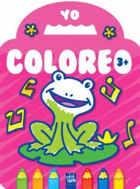 Yo coloreo +3