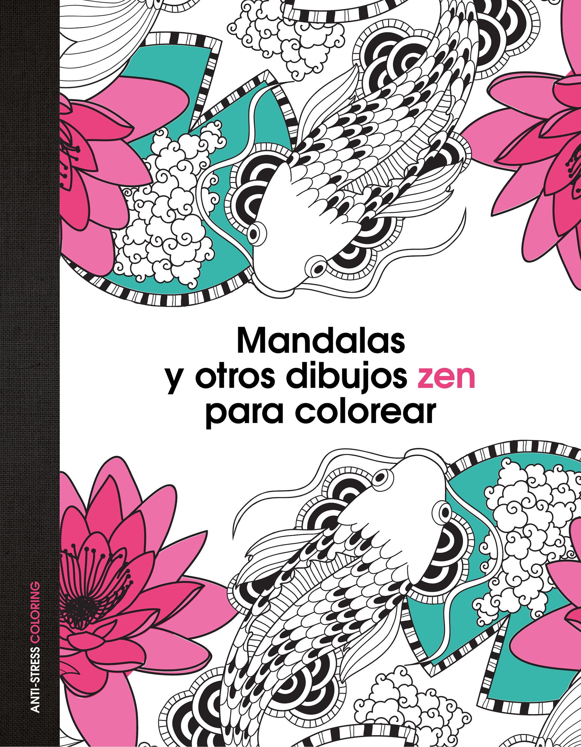 libros de mandalas para colorear juegos