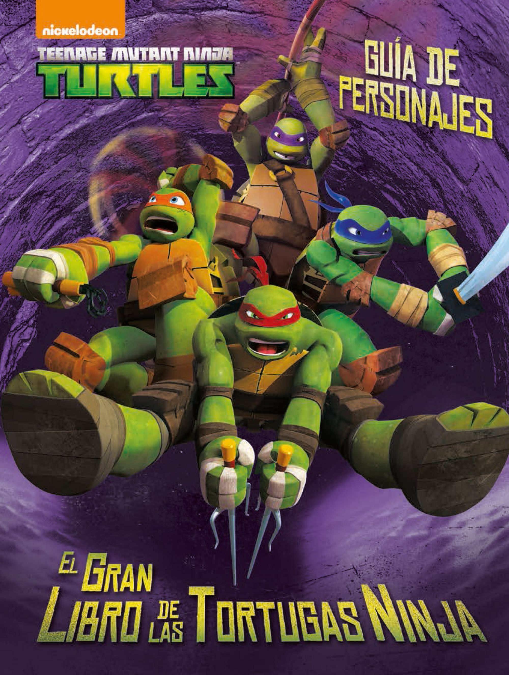 Fantástico Tortugas Ninja Mutantes Adolescentes Para Colorear ...