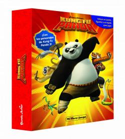 Kung Fu Panda. Mi libro-juego