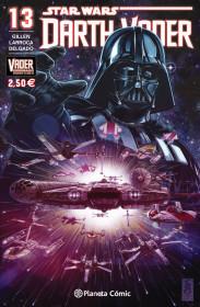 Star Wars Darth Vader nº 13 (Vader derribado 2 de 6)