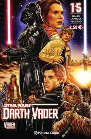 Star Wars Darth Vader nº 15 (Vader derribado 6 de 6)