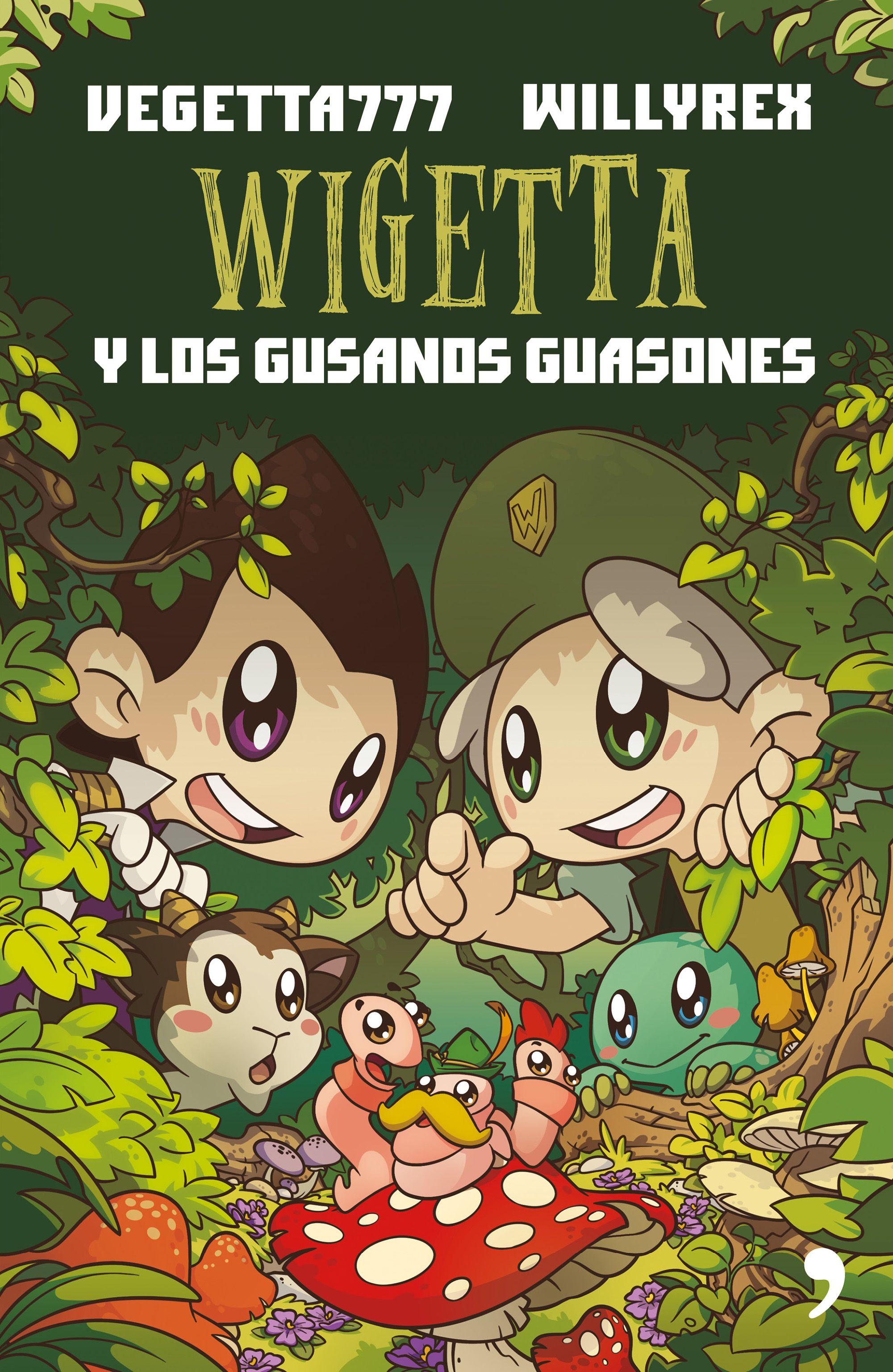 Wigetta y los gusanos guasones   Planeta de Libros