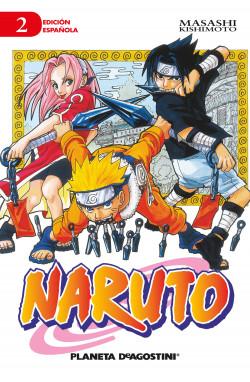 Naruto nº 02/72
