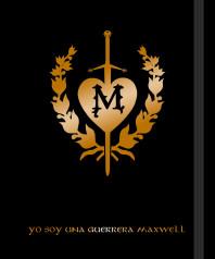 Cuaderno Las Guerreras Maxwell