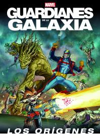 Guardianes de la Galaxia. Los orígenes
