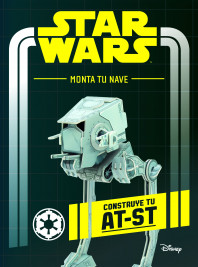 Star Wars. Monta tu nave. Construye tu AT-ST
