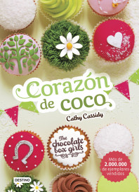 The Chocolate Box Girls. Corazón de coco