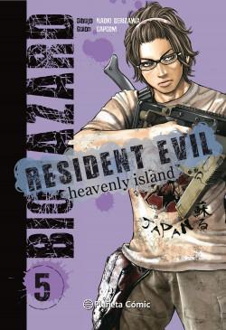 Resident Evil Heavenly Island nº 05/05