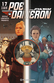 Star Wars Poe Dameron nº 17