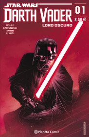 Star Wars Darth Vader Lord Oscuro nº 01/25