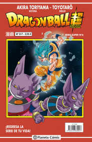 Dragon Ball Serie roja nº 217
