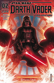 Star Wars Darth Vader Lord Oscuro nº 02/25