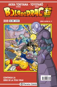 ✭ Dragon Broly Super ~ Anime y Manga ~ El tomo 5 sale el 24 de marzo. Portada_bola-de-drac-serie-vermella-n-220_akira-toriyama_201804171309