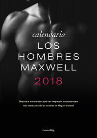Calendario Los hombres Maxwell 2018