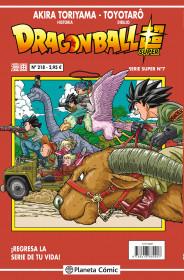 ✭ Dragon Broly Super ~ Anime y Manga ~ El tomo 5 sale el 24 de marzo. Portada_dragon-ball-serie-roja-n-218_akira-toriyama_201801291652