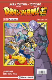 ✭ Dragon Broly Super ~ Anime y Manga ~ El tomo 5 sale el 24 de marzo. Portada_dragon-ball-serie-roja-n-220_akira-toriyama_201804171306