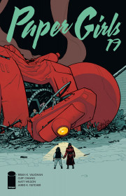 Paper Girls nº 19
