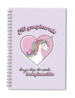 Cuaderno A4 Cartoné Día de la Madre. La Vecina Rubia