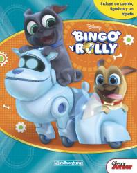 Bingo y Rolly. Libroaventuras