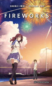 Fireworks (novela)