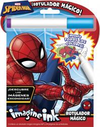 Spider-Man. Rotulador mágico