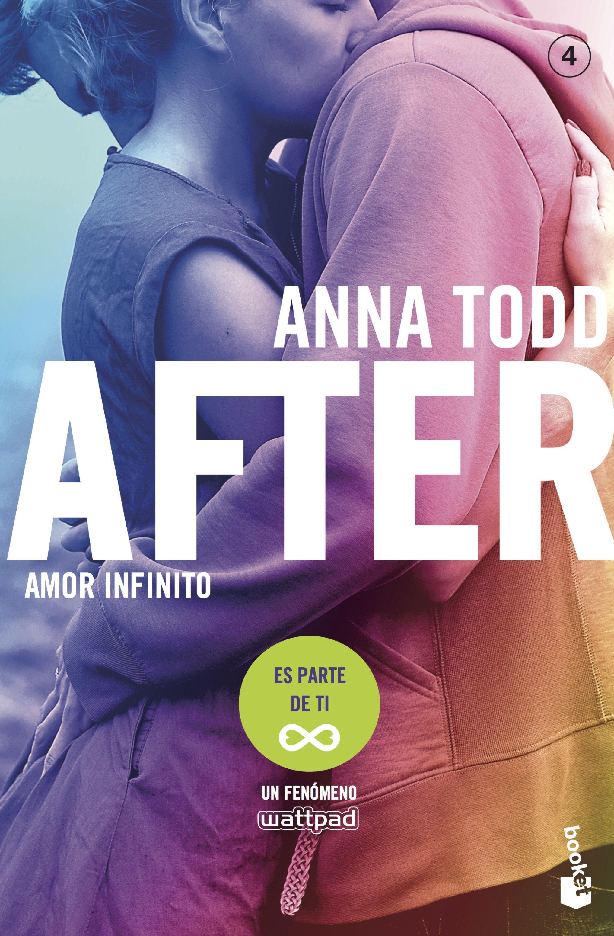 Resultado de imagen de After (After I), Anna Todd Booket