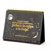 Calendario de mesa Horóscopo Negro 2019