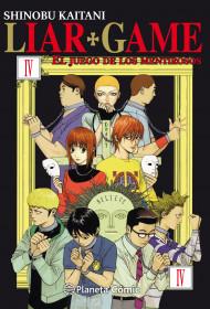 Liar Game nº 04/19 (Nueva edición)