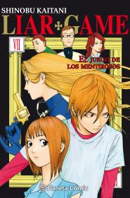 Liar Game nº 07/19 (Nueva edición)