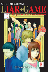 Liar Game nº 09/19