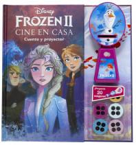 Frozen 2. Cine en casa