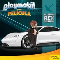 Playmobil. La película. El espía Rex Dasher