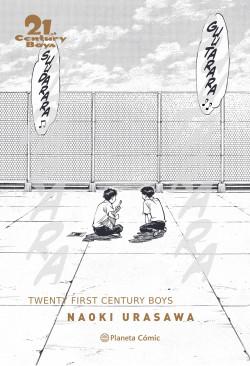 21st Century Boys kanzenban (Nueva edición)