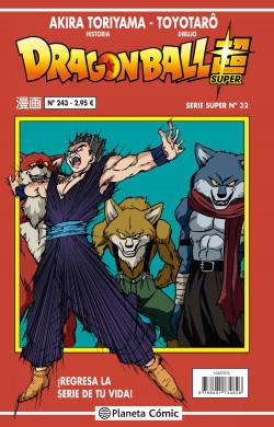 Dragon Ball Serie Roja nº 243 - Akira Toriyama,Toyotaro