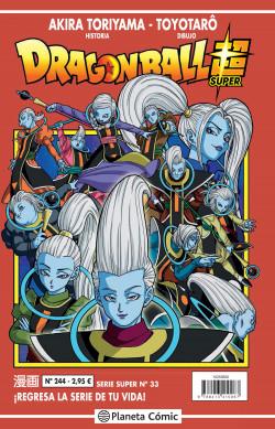 Dragon Ball Serie Roja nº 244