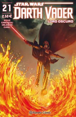 Star Wars Darth Vader Lord Oscuro nº 21/25