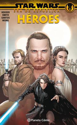 Star Wars Era de la República: Héroes (tomo)