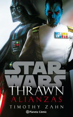 Star Wars Thrawn Alianzas (novela)