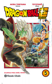 Dragon Ball Super nº 05