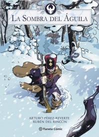 La sombra del águila (novela gráfica)
