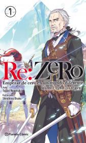 Re:Zero (novela) nº 07