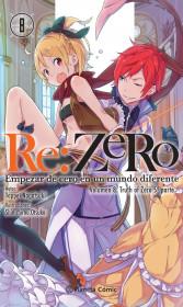 Re:Zero nº 08 (novela)