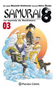Samurai 8 nº 03/05