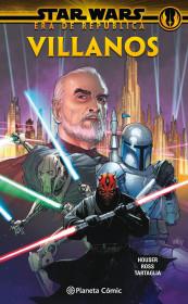 Star Wars Era de la República: Villanos (tomo)
