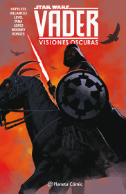 Star Wars Vader: Visiones Oscuras (tomo)